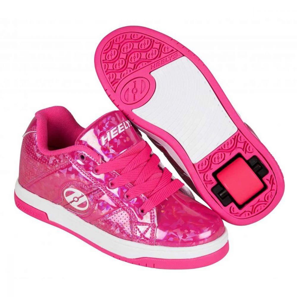Heelys Split Rullesko Pink/Hologram