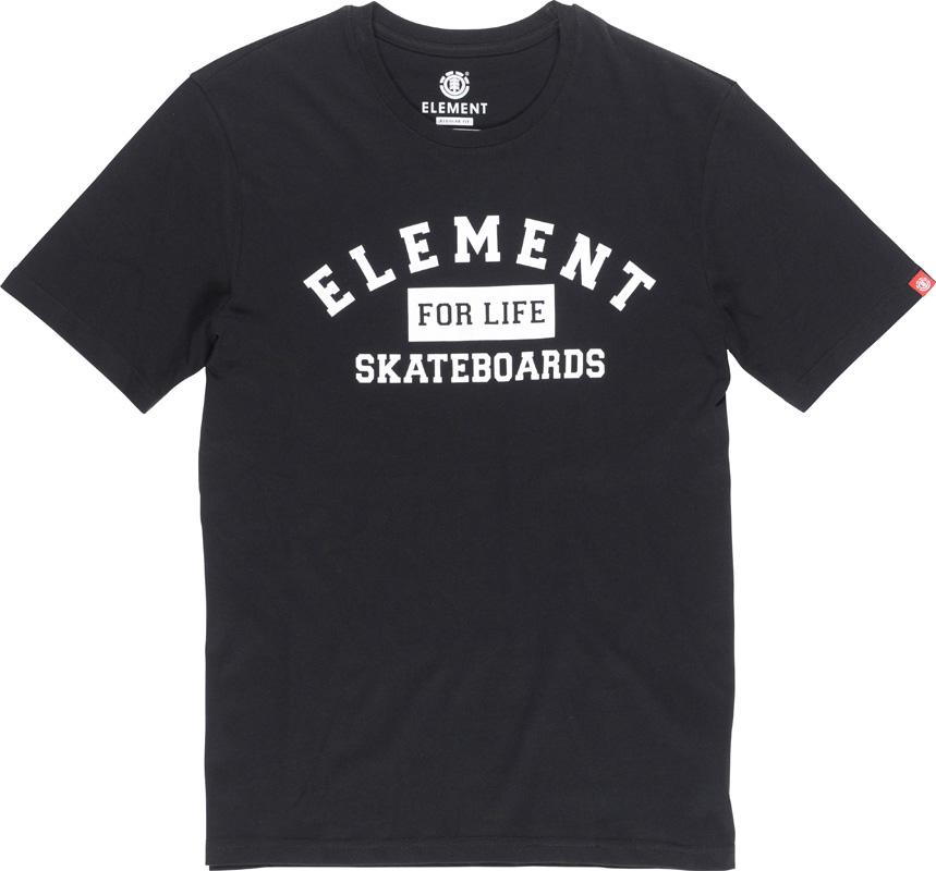 Element For Life SS Flint Black