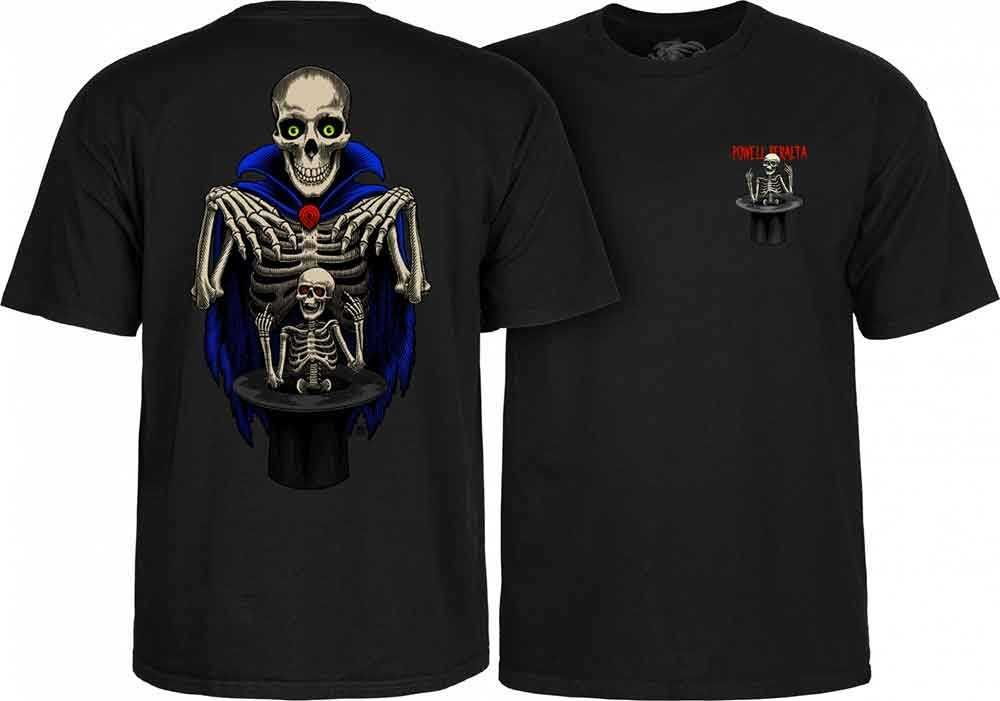 Powell Peralta Pro Blair Magician T-shirt Black CTMPPCBMX
