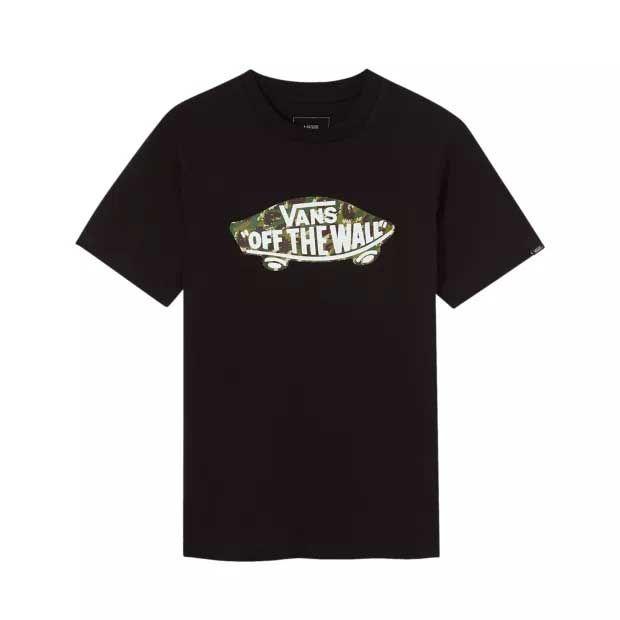Vans Classic Otw T-shirt Børn Sort/Camo