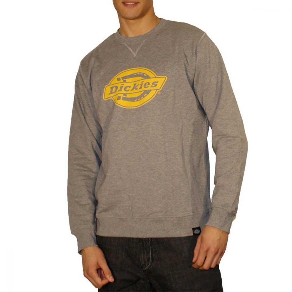 Dickies Chicago Sweatshirt Grå/Gul