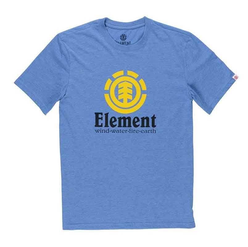 Element Vertical Kortærmet T-shirt Niagara