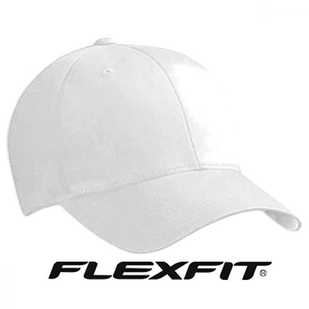 Flexfit Classic Cap Hvid-54-58 CM.