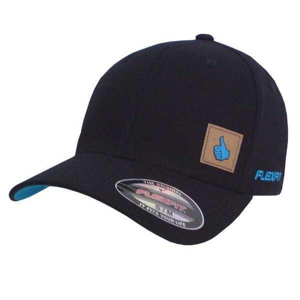 Flexfit Cap Branded Black