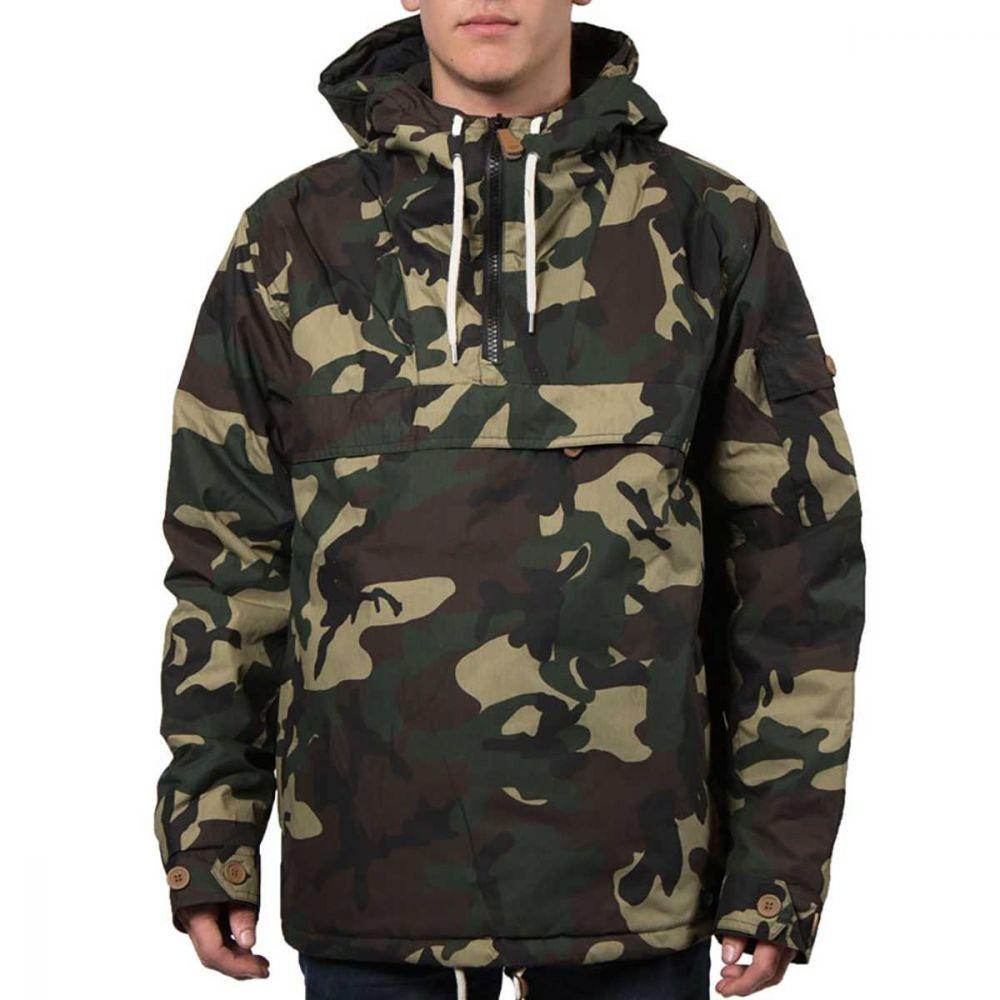 Dickies Milford Anorak Camouflage - L