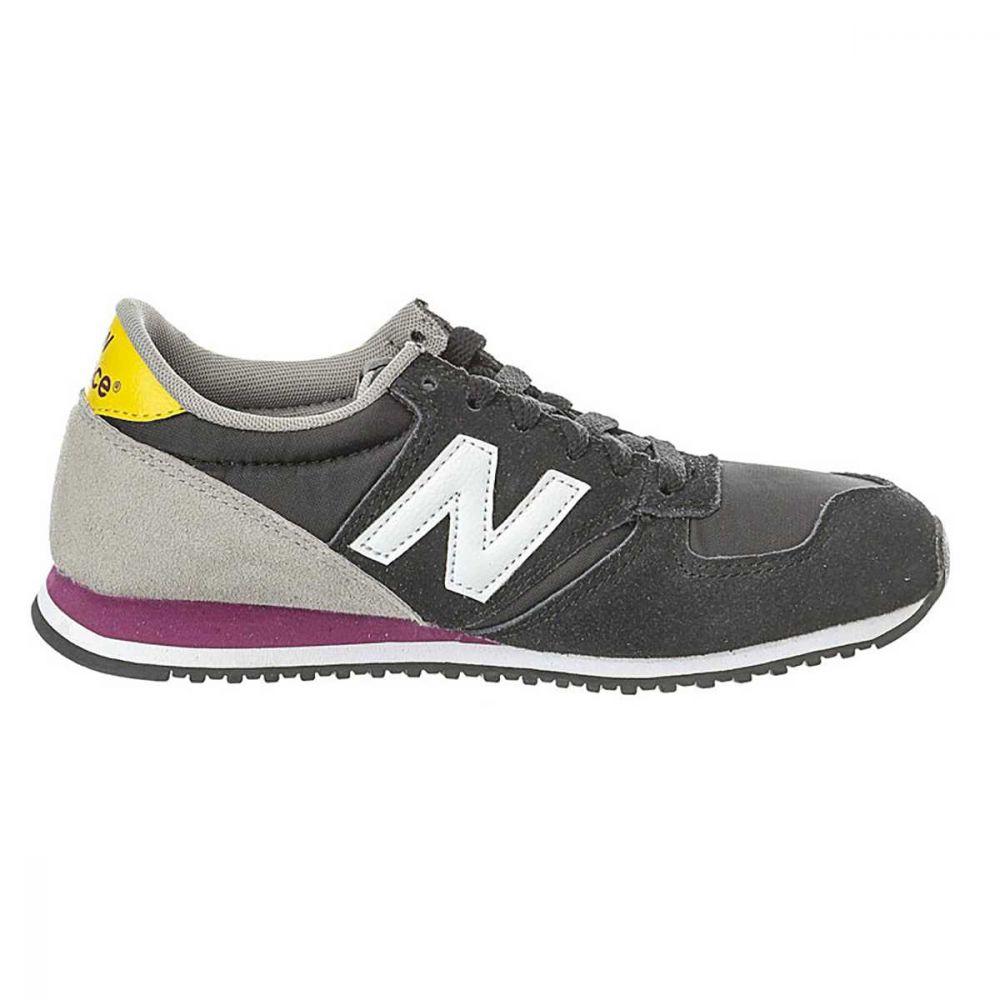 New Balance 420 Black Purple Buty