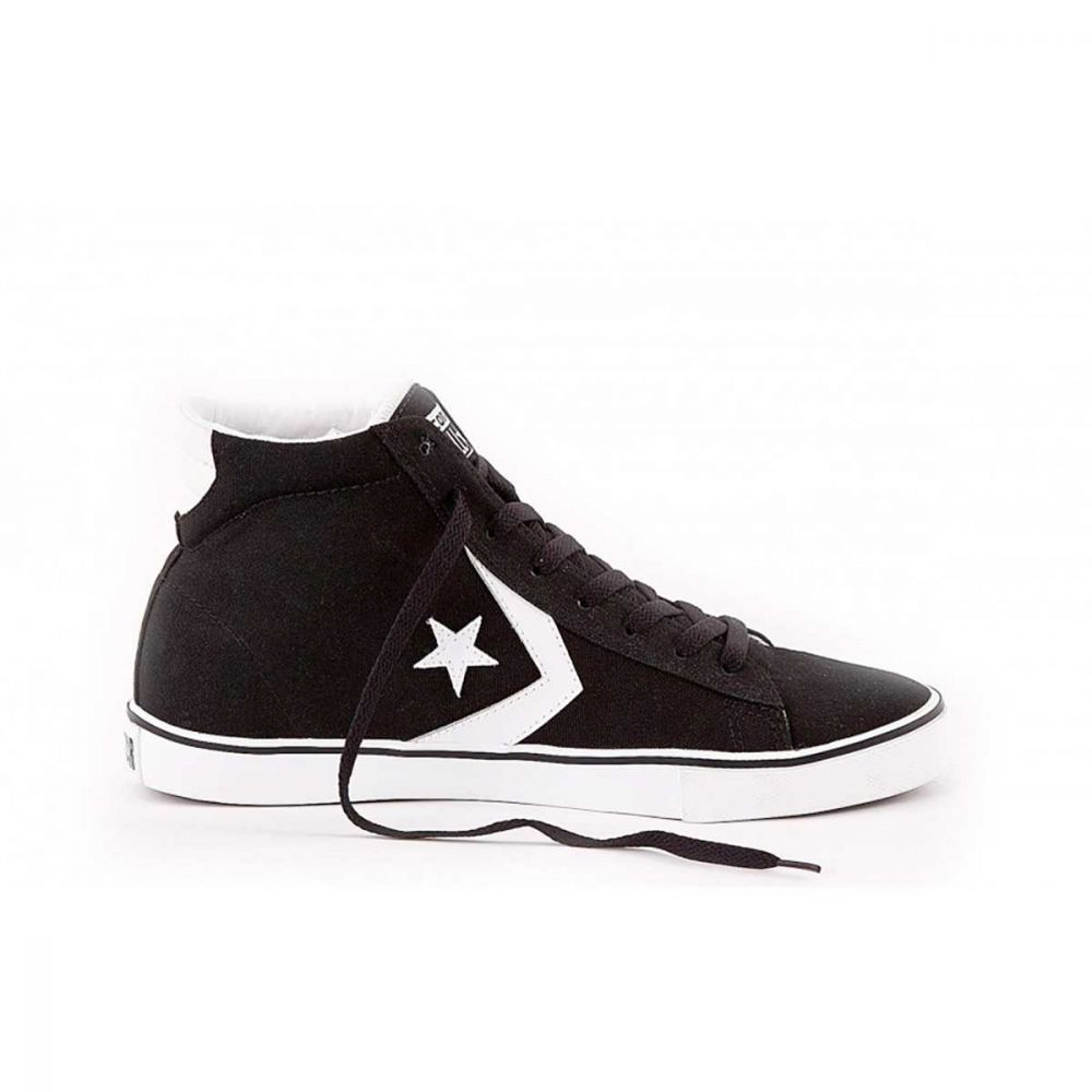 Converse Pro Læder Sneaker Sort