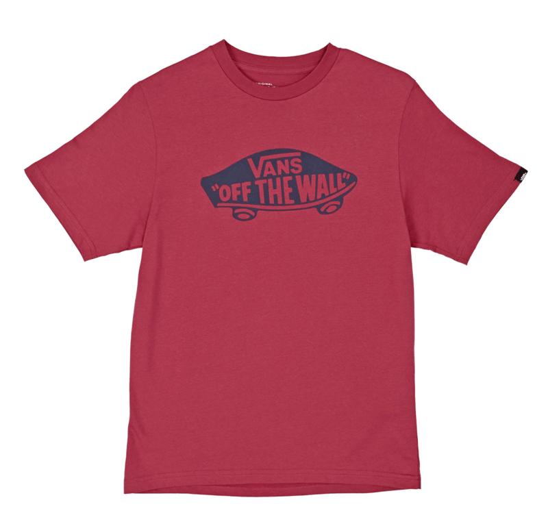 Vans Classic Otw T-shirt Børn Cardinal Dress Blues