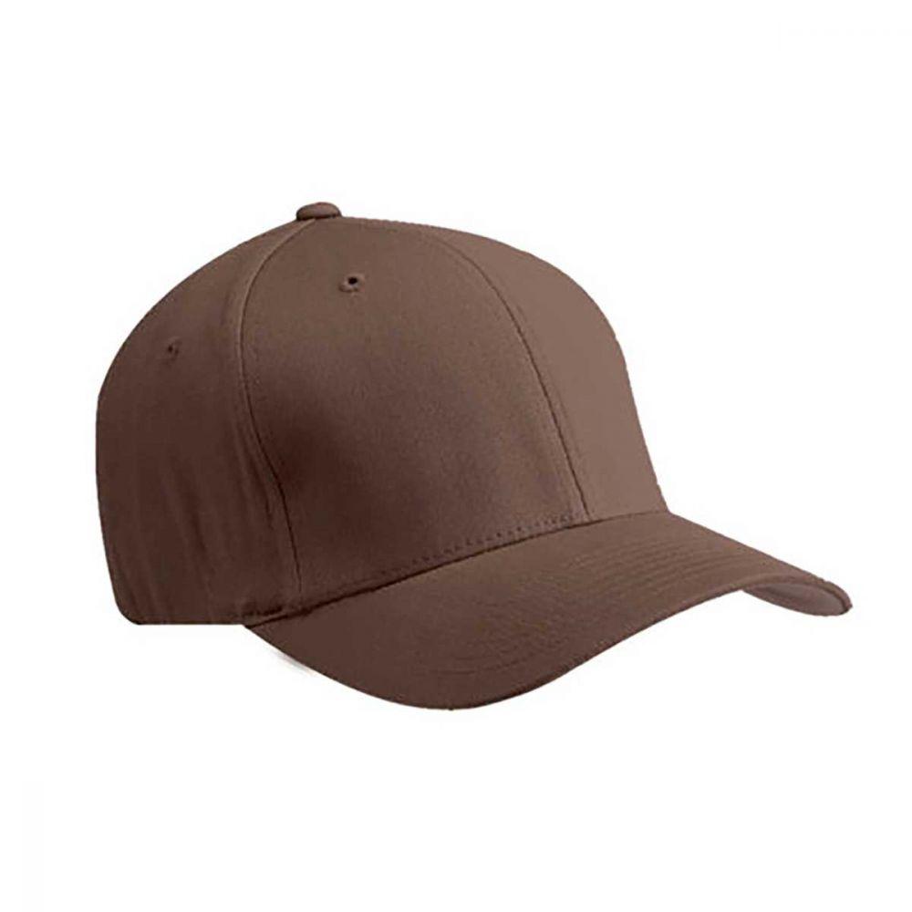 Flexfit Classic Cap Brown-57-60 CM.
