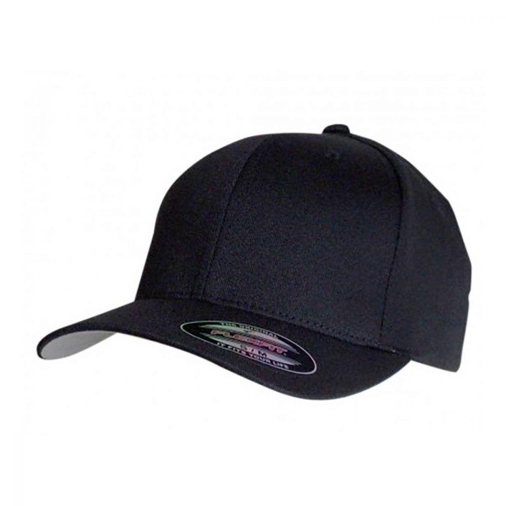 flexfit-classic-cap-black 57-60 CM.