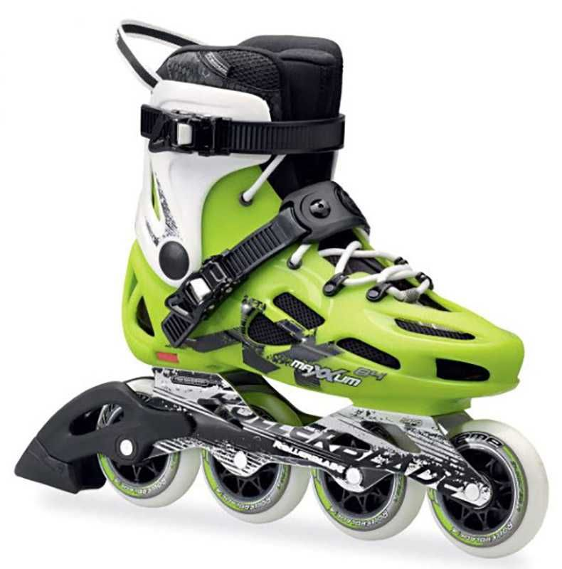 Rollerblade Maxxum 84 Grøn