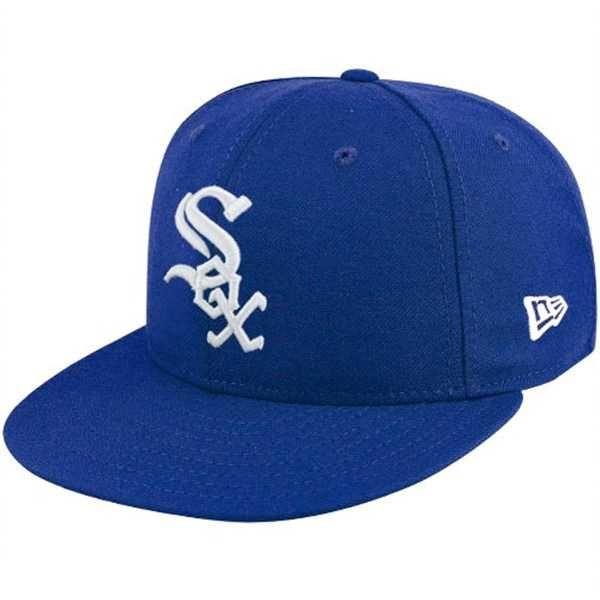 New Era MLB Basic Chicago White Sox Royal Blue