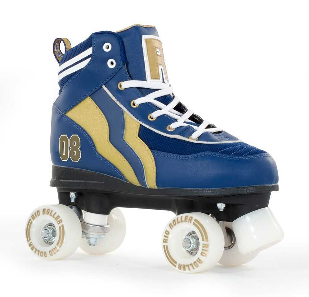 Rio Roller Side By Side Varsity Blue Gold