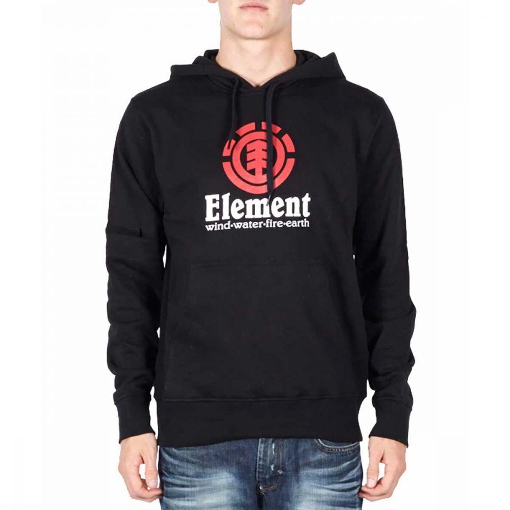 Element Vertical Hoody Black
