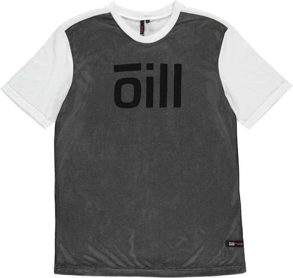 Oill Boston James T-Shirt White