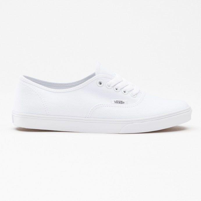 Vans Authentic Sko True White Lo Pro