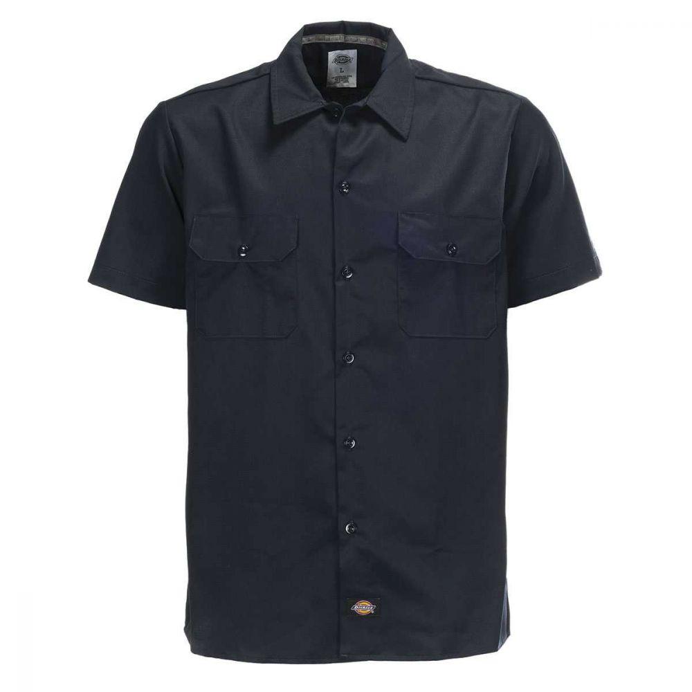 Dickies WS576 Kortærmet Skjorte Slim Fit Dark Navy