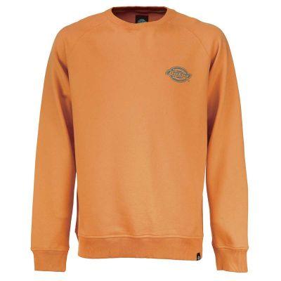 Dickies Briggsville Sweatshirt Energy Orange