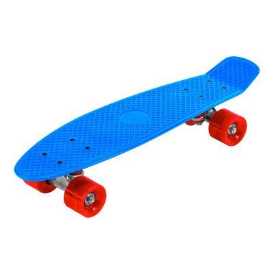 """Streetsurfing Beach Skateboard 22"""" Blå/Rød"""