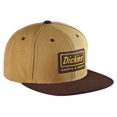 Dickies Jamestown Cap Brown Duck