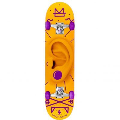 Streetsurfing Skateboard Shout Out 7.75 x 31