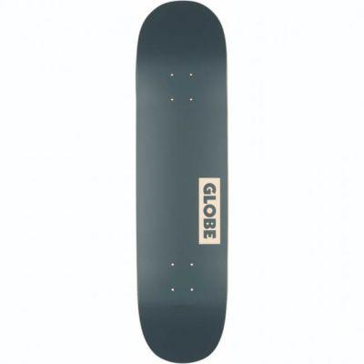 Globe Goodstock Skateboard Deck Navy 7.875