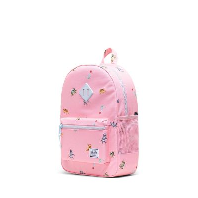 Herschel Heritage Youth Candy Pink Circus Animals
