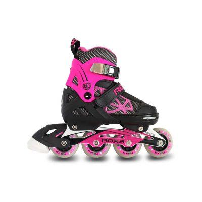 Roxa Heart Kid Black/Pink