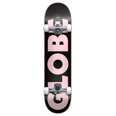 Globe G0 Fubar Skateboard Sort/Pink 8.0