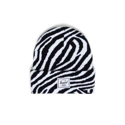 Herschel Beanie Elmer Zebra Print