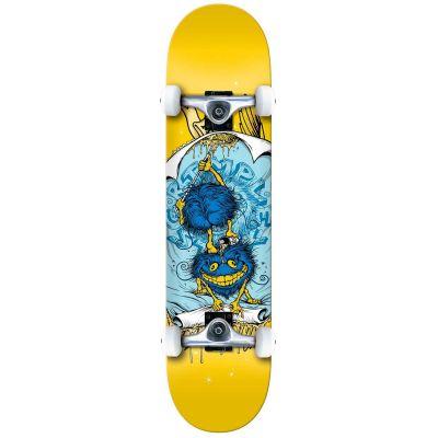 Antihero Skateboard Grimple Grue LG 8.0