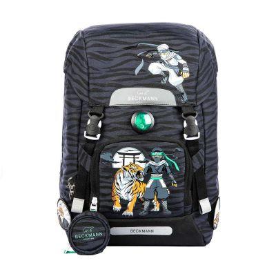 Beckmann Skoletaske 22L Ninja Tiger