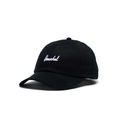 Herschel Cap Sylas Kids Black-White