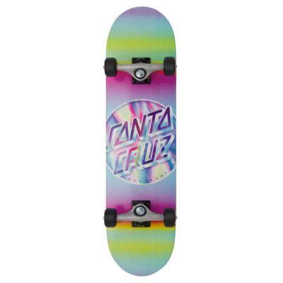 Santa Cruz Skateboard Iridescent dot Full 8.0-x-31.25