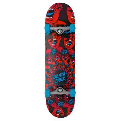 Santa Cruz Skateboard Mandala Hand Full 8.0 x 31.25
