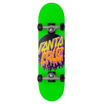 Santa Cruz Skateboard Rad Dot Micro 7.5 x 28.25