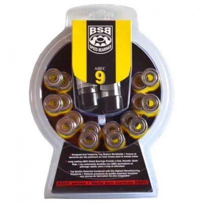 BSB Abec 9 kuglelejer 16stk