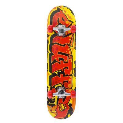 Enuff Graffiti II Skateboard Red