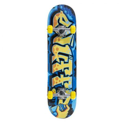 Enuff Mini Graffiti II Skateboard Gul