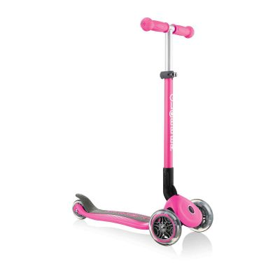Globber Primo Løbehjul til Børn Deep Pink