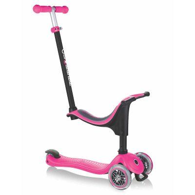 Globber Go Up 4-i-1 Multi Løbehjul Børn Sporty Pink