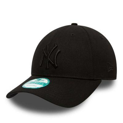 New Era 9Forty New York Yankees Black Black