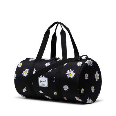 Herschel Sutton Duffel Bag Daisy Black