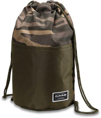 Dakine Stashable Cinch Pack 17 L - Field Camo