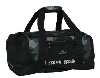 Beckmann Duffel Bag Taske Sort Camo