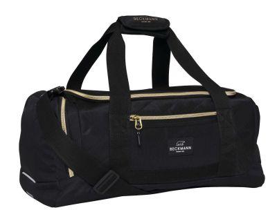 Beckmann Duffel Bag Taske Sort/guld