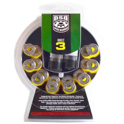 BSB Abec 3 kuglelejer 16stk