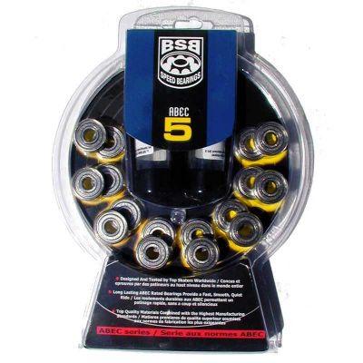 BSB Abec 5 kuglelejer 16stk
