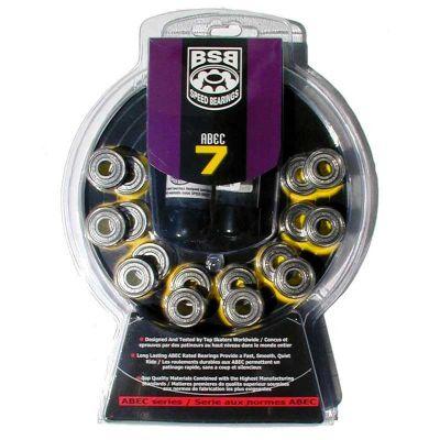 BSB  Abec 7 kuglelejer 16stk