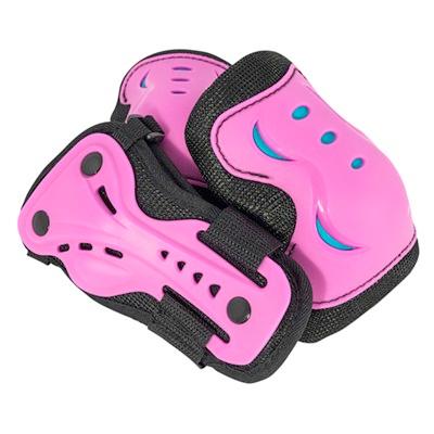 SFR Essential Beskyttelsessæt Pink/Sort